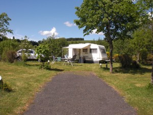 Kampeerplaats Camping La Chauderie