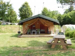 Safaritent Comfort - Camping La Chauderie