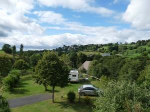 Kampeerplaats op Camping La Chauderie