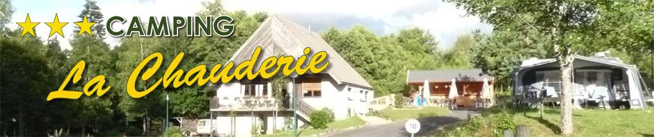 Camping La Chauderie - Entree