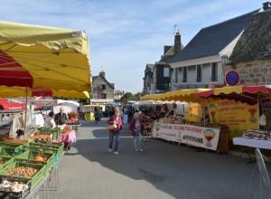 Markt in Besse