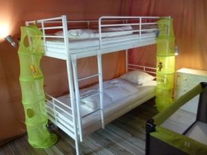 De kinderslaapkamer