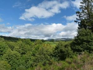 Uitzicht op de Puy de Sancy