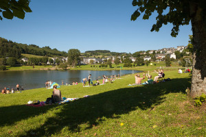 Plan d'eau - La Tour-d' Auvergne