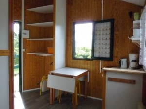 Interieur Mini Chalet Type Laura